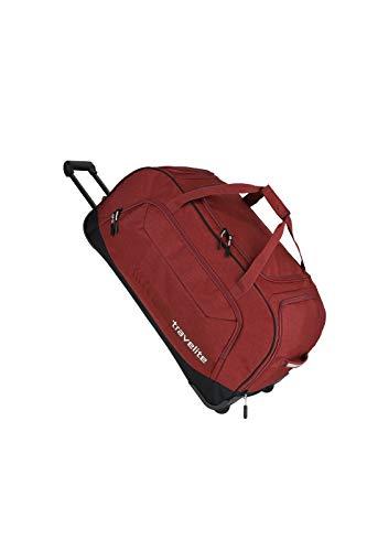 """Travelite Reise- und Sporttaschen """"KICK OFF"""" von travelite in 3 Farben: praktisch, robust und auch zum Ziehen Reisetasche, 77 cm, 120 L, Rot"""