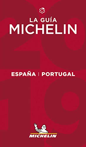 Michelin España & Portugal 2019: Hotels & Restaurants (MICHELIN Hotelführer)
