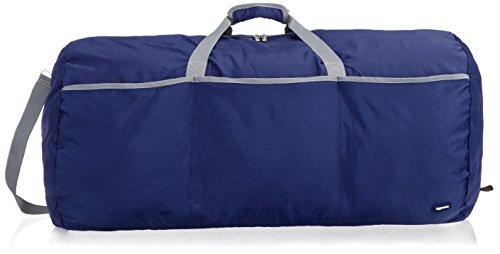 AmazonBasics - Seesack / Reisetasche, groß, 98 l, Marineblau