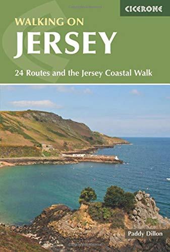 Walking on Jersey: 24 Routes and the Jersey Coastal Walk (Cicerone Walking Guide)