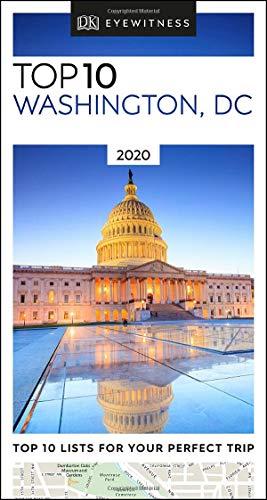 DK Eyewitness Top 10 Washington, DC: 2020 (Pocket Travel Guide)