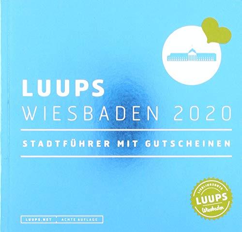 LUUPS Wiesbaden 2020: Stadtführer mit Gutscheinen