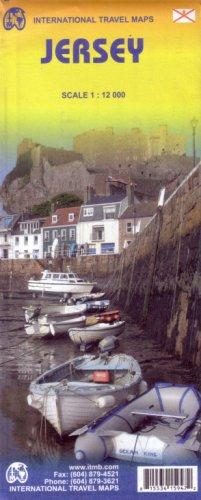 Jersey: ITMB Europa: Itm.377 (International Travel Maps)
