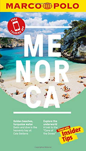 Menorca Marco Polo Pocket Travel Guide 2019 - with pull out map (Marco Polo Guide)
