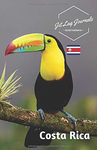 JetLagJournals • Reisetagebuch Costa Rica: Erinnerungsbuch zum Ausfüllen | Reisetagebuch zum Selberschreiben | Costa Rica Urlaub