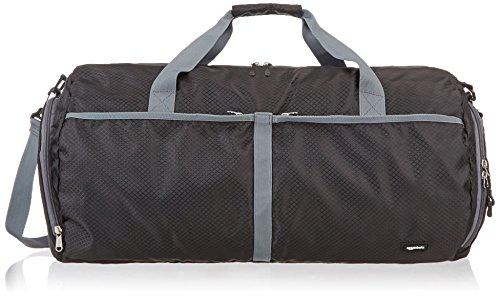 AmazonBasics - Reisetasche, leicht verstaubar, 59 cm, 64 l