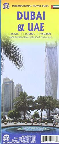 Dubai, United Arab Emirates 1 : 15 000