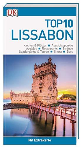 Top 10 Reiseführer Lissabon: mit Extra-Karte und kulinarischem Sprachführer zum Herausnehmen