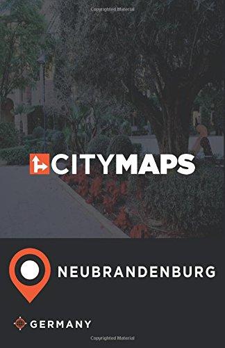 City Maps Neubrandenburg Germany