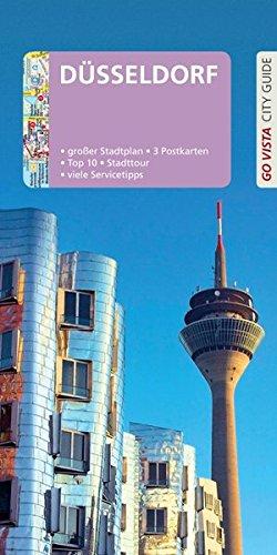 GO VISTA: Reiseführer Düsseldorf: Mit Faltkarte und 3 Postkarten (Go Vista City Guide)