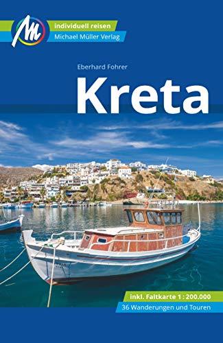 Kreta Reiseführer Michael Müller Verlag: Individuell reisen mit vielen praktischen Tipps. (MM-Reisen)