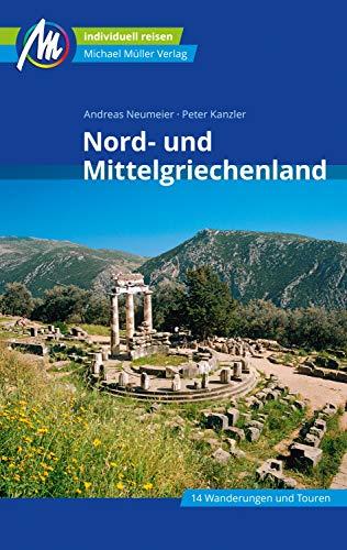 Nord- und Mittelgriechenland Reiseführer Michael Müller Verlag (MM-Reiseführer)
