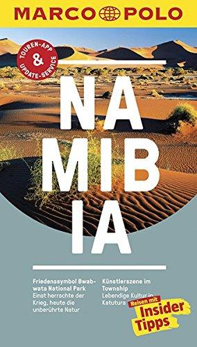 MARCO POLO Reiseführer Namibia: Reisen mit Insider-Tipps. Inklusive kostenloser Touren-App & Events&News