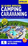 Guide officiel Camping Caravaning 2019