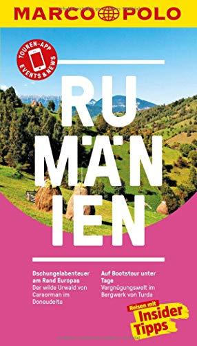 MARCO POLO Reiseführer Rumänien: Reisen mit Insider-Tipps. Inkl. kostenloser Touren-App und Events&News