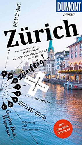 DuMont Direkt Reiseführer Zürich (DuMont Direkt E-Book)