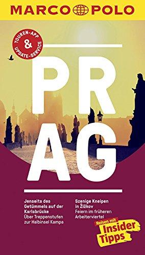 MARCO POLO Reiseführer Prag: Reisen mit Insider-Tipps. Inkl. kostenloser Touren-App und Event&News