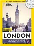 London zu Fuß: Walking London – Mit detaillierten Karten die Stadt zu Fuß entdecken. Der Reiseführer von National Geographic mit Insidertipps, Stadtspaziergängen und Touren für Kinder. (Walking Guide)