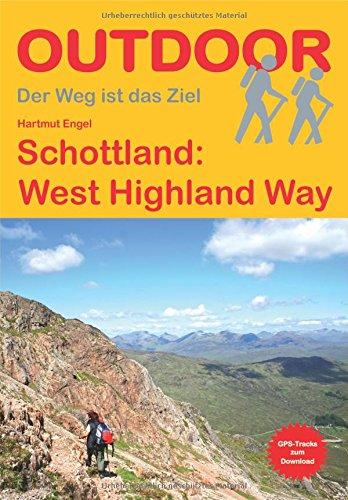 Schottland: West Highland Way (Outdoor Wanderführer)