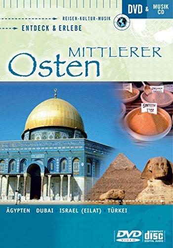Entdeck & Erlebe Mittlerer Osten . Ägypten, Dubai, Israel (Eilat), Türkei [2 DVDs]
