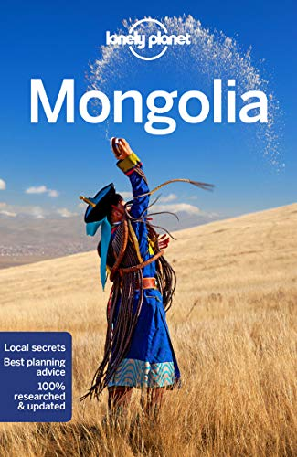 Mongolia Country Guide (Lonely Planet Travel Guide)