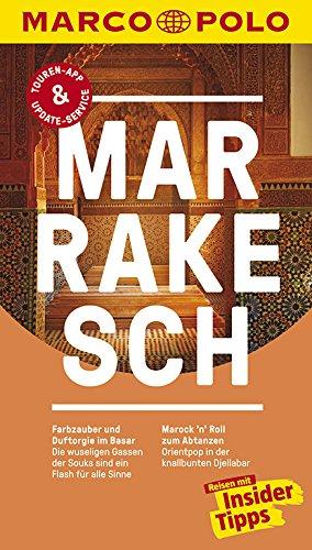 MARCO POLO Reiseführer Marrakesch: Reisen mit Insider-Tipps. Inklusive kostenloser Touren-App & Update-Service