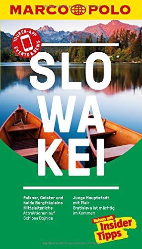 MARCO POLO Reiseführer Slowakei: Reisen mit Insider-Tipps. Inkl. kostenloser Touren-App und Events&News