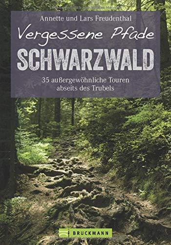 Vergessene Pfade im Schwarzwald: 35 Touren abseits des Trubels - ein Wanderführer mit außergewöhnlich ruhigen Wanderungen im Schwarzwald, ... oder Schwarzatal (Erlebnis Wandern)