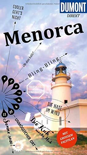 DuMont direkt Reiseführer Menorca: Mit großem Faltplan