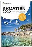 Camping.info Campingführer Kroatien 2020: + Albanien, Bosnien-Herzegowina, Mazedonien, Montenegro, Serbien und Slowenien