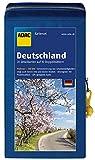 ADAC StraßenKarten Kartenset Deutschland 2018/2019 1:200.000: 20 Detailkarten auf 10 Doppelblättern (ADAC KartenSet Deutschland)