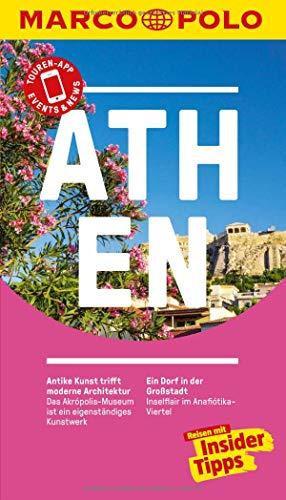 MARCO POLO Reiseführer Athen: Reisen mit Insider-Tipps. Inklusive kostenloser Touren-App & Events&News