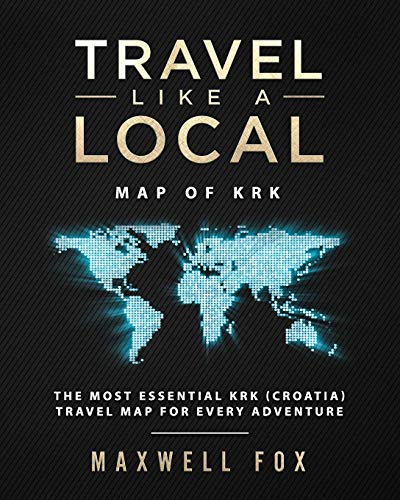 Travel Like a Local - Map of Krk: The Most Essential Krk (Croatia) Travel Map for Every Adventure