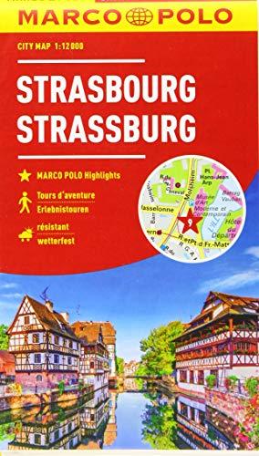 MARCO POLO Cityplan Straßburg 1:12 000 (MARCO POLO Citypläne)