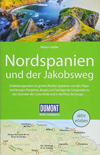 DuMont Reise-Handbuch Reiseführer Nordspanien und der Jakobsweg: mit Extra-Reisekarte