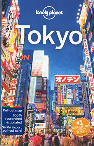 Tokyo (Lonely Planet Travel Guide)