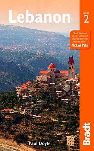 Lebanon (Bradt Travel Guide)