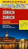 MARCO POLO Cityplan Zürich 1:15 000: Stadsplattegrond 1:15 000 (MARCO POLO Citypläne)