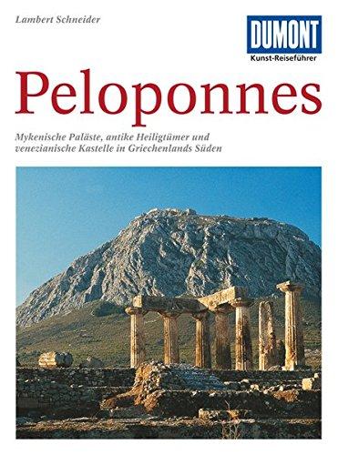DuMont Kunst Reiseführer Peloponnes