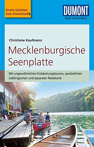 DuMont Reise-Taschenbuch Reiseführer Mecklenburgische Seenplatte: mit Online Updates als Gratis-Download
