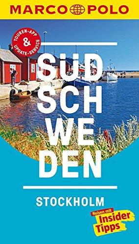 MARCO POLO Reiseführer Südschweden, Stockholm: Reisen mit Insider-Tipps. Inklusive kostenloser Touren-App & Update-Service