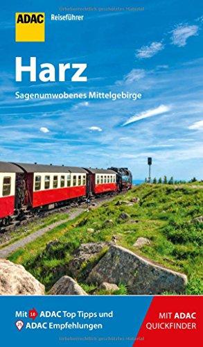 ADAC Reiseführer Harz: Der Kompakte mit den ADAC Top Tipps und cleveren Klappkarten