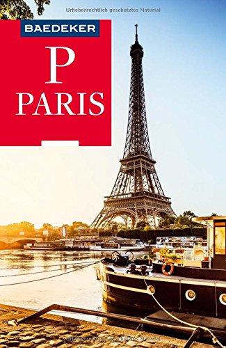 Baedeker Reiseführer Paris: mit praktischer Karte EASY ZIP