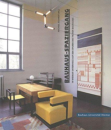 Bauhaus-Spaziergang: In Weimar unterwegs auf den Spuren des frühen Bauhauses