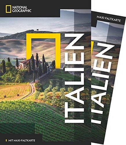 NATIONAL GEOGRAPHIC Reiseführer Italien: Das ultimative Reisehandbuch mit über 500 Adressen und praktischer Faltkarte zum Herausnehmen für alle Traveler. (NG_Traveller)