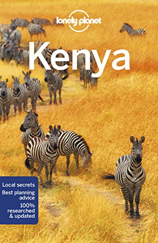 Kenya Country Guide (Lonely Planet Travel Guide)