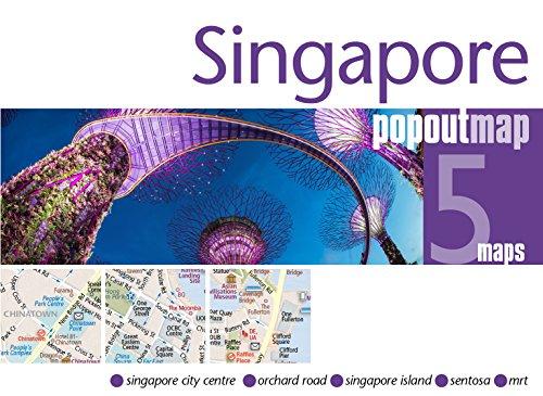 Singapore Double (Popout Maps)