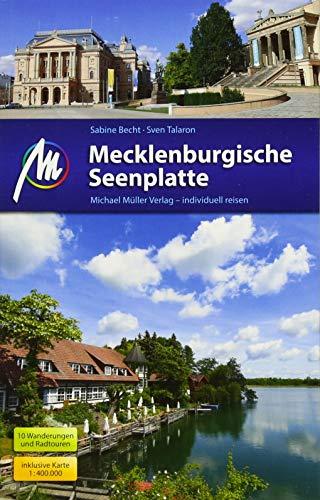 Mecklenburgische Seenplatte Reiseführer Michael Müller Verlag: Reiseführer mit vielen praktischen Tipps.