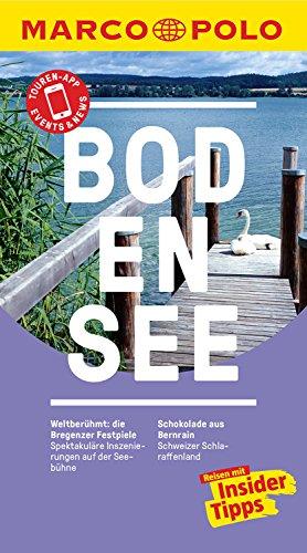 MARCO POLO Reiseführer Bodensee: inklusive Insider-Tipps, Touren-App, Events&News & Kartendownloads (MARCO POLO Reiseführer E-Book)