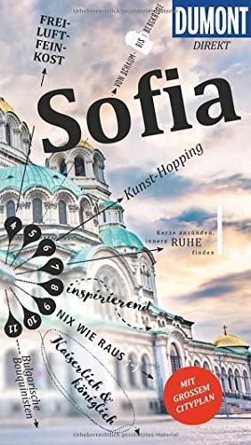 DuMont direkt Reiseführer Sofia: Mit großem Cityplan